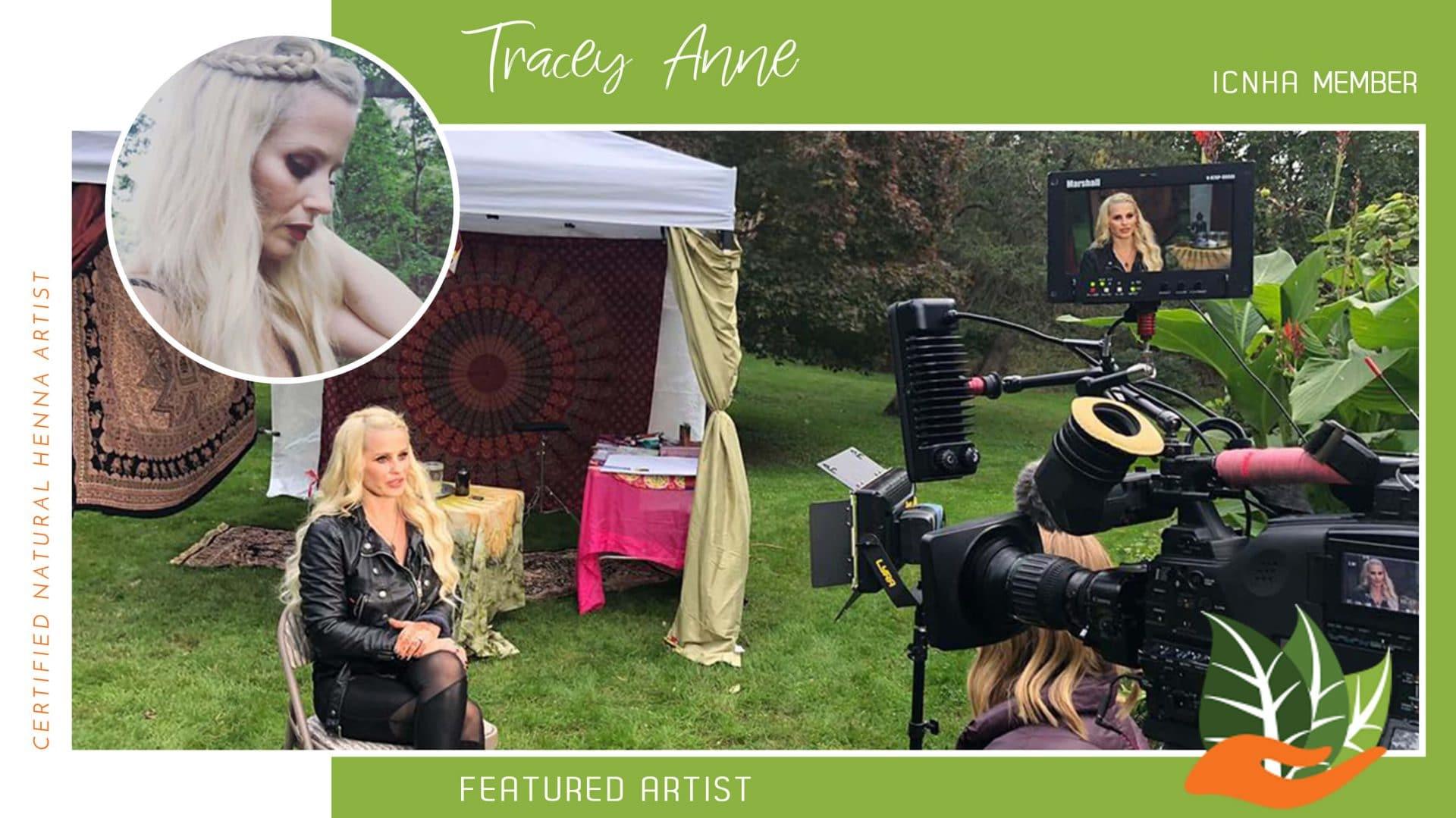 Featured Artist – Tracey Anne